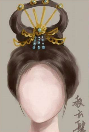 Ch 108 - ling yun hairstyle.png