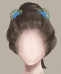 Ch 124 - fan he hairstyle.png