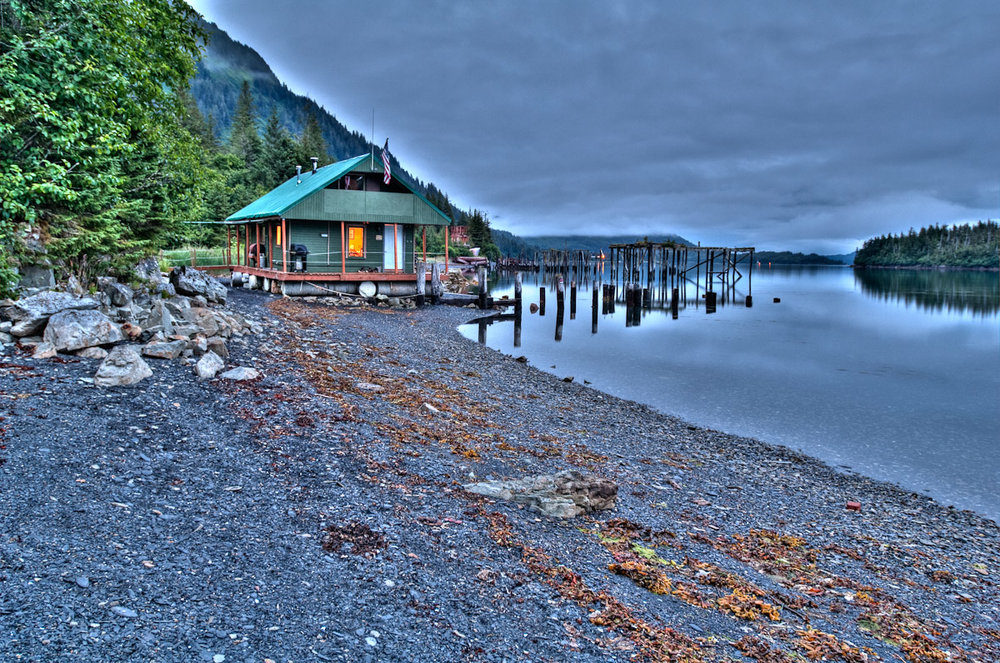 If you're looking for an amazing long range fishing trip and want to stay in a picturesque lodge, the PORT ASHTON LODGE fishing trips will exceed your expectations. We offer the long range charter fishing premium along with the opportunity to stay at one of South Central Alaska's most remote lodges at PORT ASHTON. Their cabins offer a perfect setting nestled in the heart of some of the best big game fishing opportunities in Alaska.These fishing trips also offer quality and quantity fishing opportunities. You are located in areas that again, are rarely fished, and you also spend more time enjoying your adventure and fishing. - PORT ASHTON LODGE
