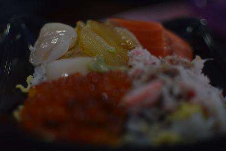 Makan Hokkaidon di Hokkaido