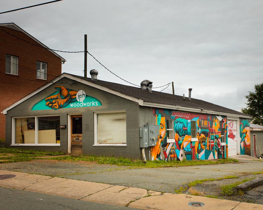 JPH Mural Belmont Wetiko 1