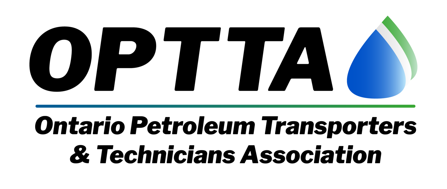 OPTTA - Ontario Petroleum Transporters & Technicians Association