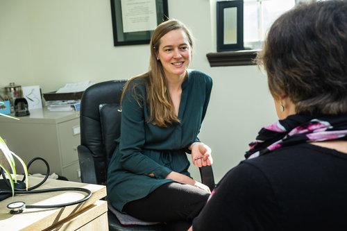 Hi Im Dr Erin MacKenzie ND Naturopathic Doctor Cape Breton