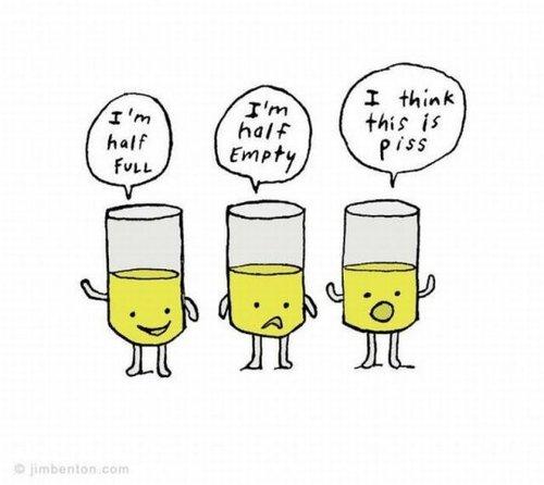 It's OK to be real. Illustration by  Jim Benton , via:https://bit.ly/2JxskJM