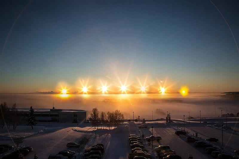 Midnight Sun: Sunshine at night -