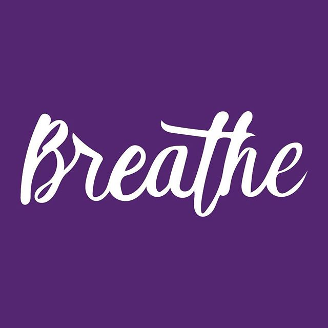 Today I encourage you to take some time to be with yourself. Whether it's 10, 5, or even just one minute, breathe. — #ilovethispart
