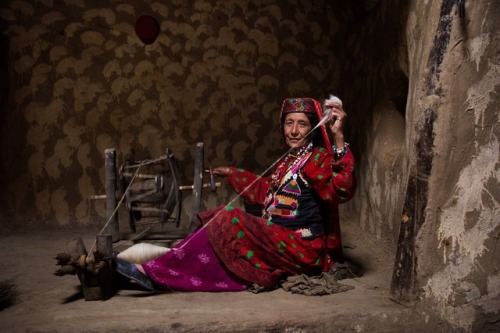 from   The Atlas of Beauty .  A photo project of Mihaela Noroc. A photo from the Wakhan Corridor