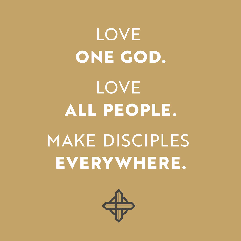 Our Values  - Our nine core values shape the culture and ministry of Eastside, what we do and why we do it. Our values are rooted in our mission to love one God, love all people, and make disciples everywhere.Learn More V