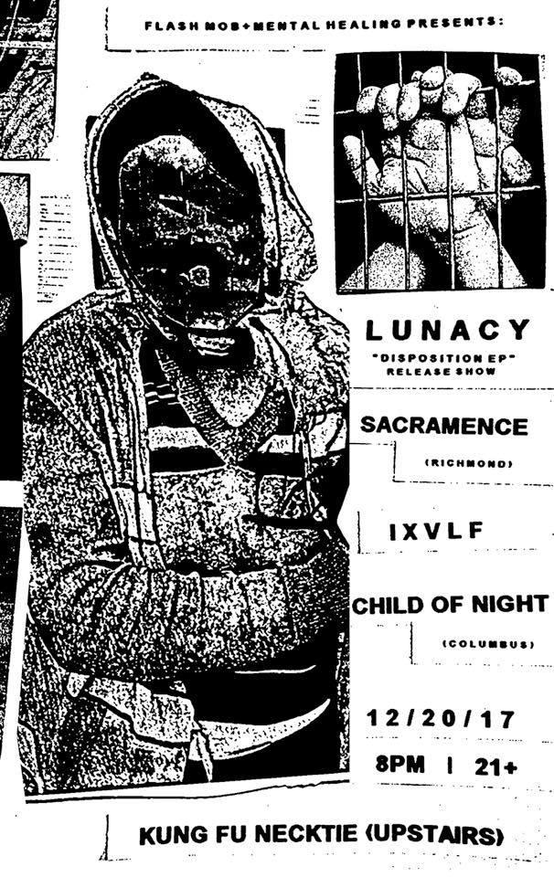 LUNACY 12|20|17