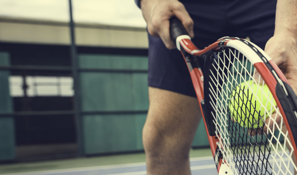 The ball's in your court, have you got game?    Tennis court hire available 7 days a week