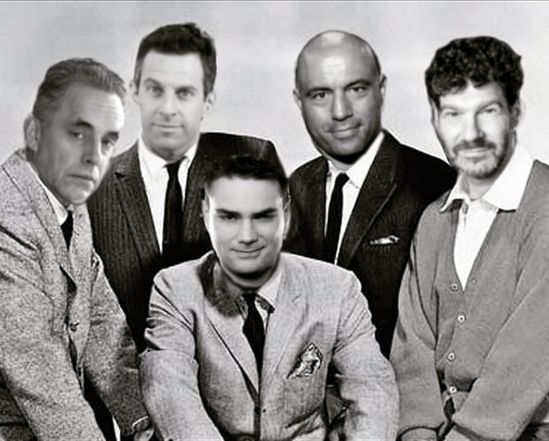 Rat Pack 2018 #intellectualdarkweb