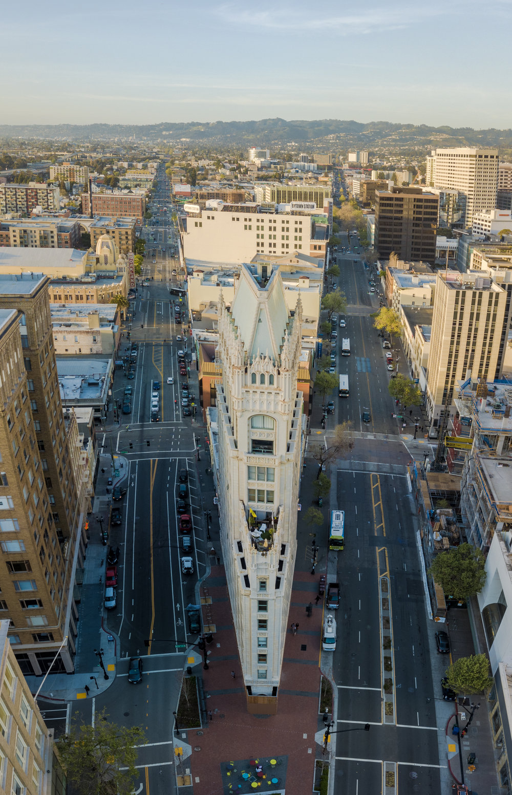 Cathedral Building, Oakland (click to expand)