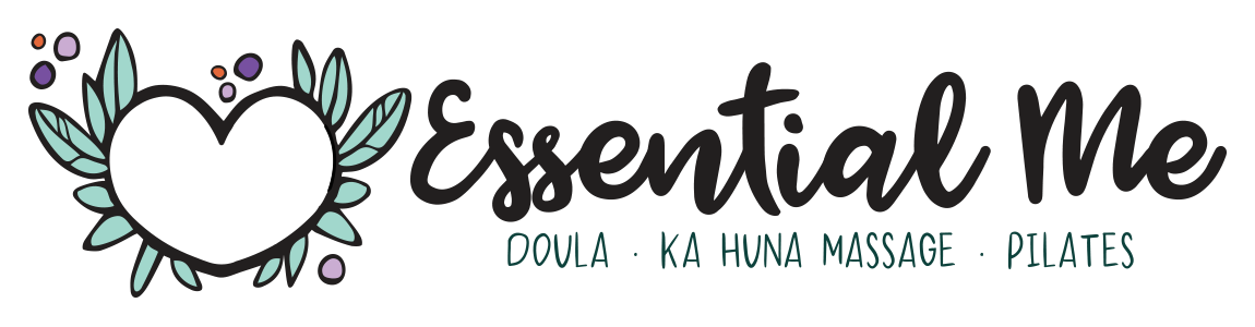 Essential Me | Birth Doula Services | Sydney Ka Huna Massage | Pilates