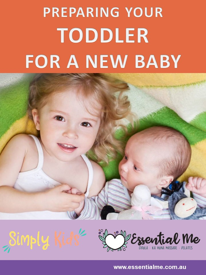 Prepare toddler for new baby - Child behavioural specialist Stephanie Wicker tells us her top tips and suggestions for preparing your toddler or older child for a new baby. Looking for some free advice? see here and links below.