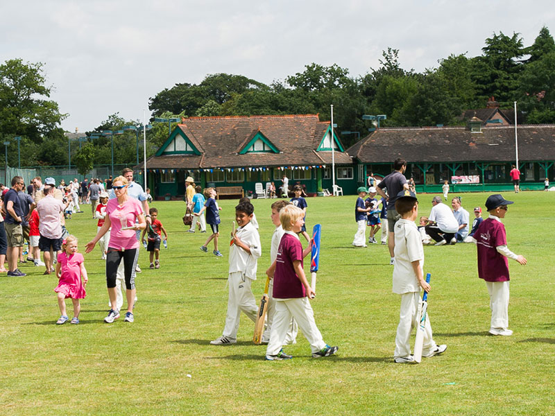 Cricket coaching - Available for adult and junior members