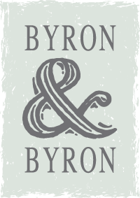 Byron and Byron  was formed in 1984 to supply a variety of hand crafted and traditionally finished accessories for the rapidly growing interior design sector of 1980's Britain, and over a quarter of a century later they are still producing a wide range of curtain poles, finials and accessories, gilded, painted and polished in their London factory.