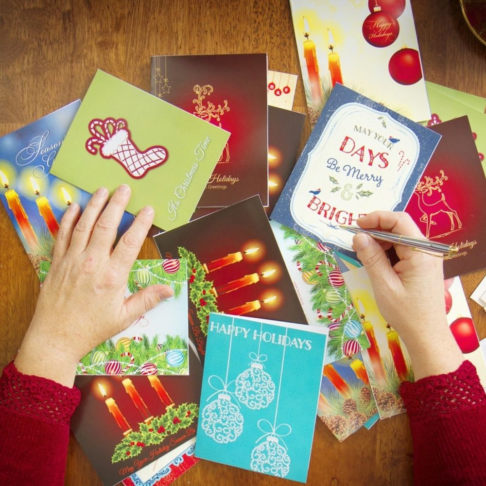 Get The Most Out Of Your Businesss Christmas Cards St Andrews