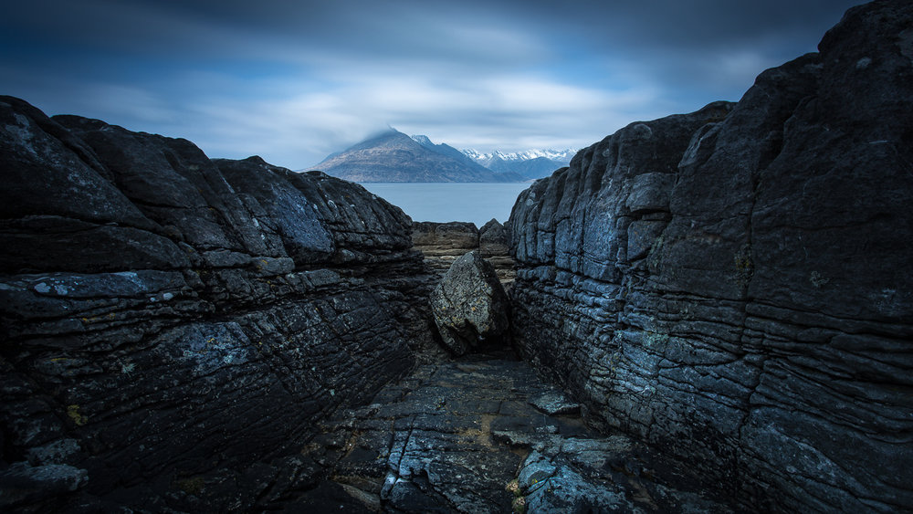Elgol - Isle of Skye - Scotland