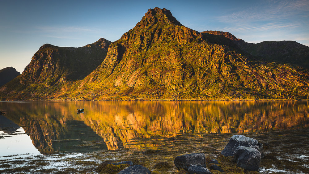 Lofoten  - Photography Tour (French Speaking)