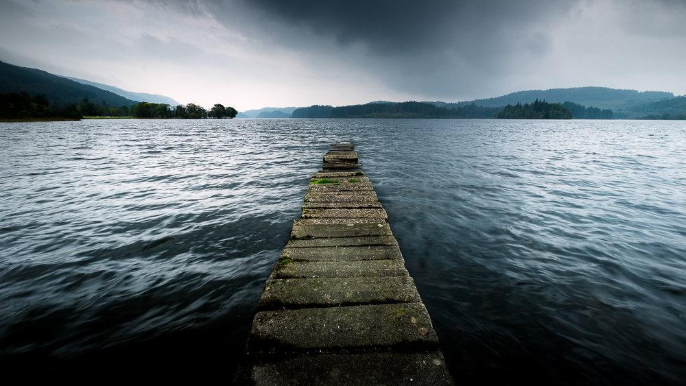 Scotland-Stirling-Trossach-Loch Ard