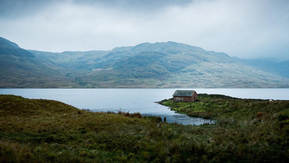 Scotland-Stirling-Trossach