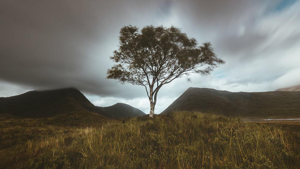 Scotland-Glencoe and Skye-Travel PDM