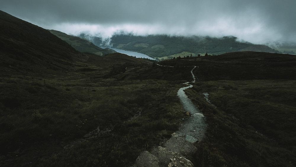 Scotland-Trossachs-Ben Ledi