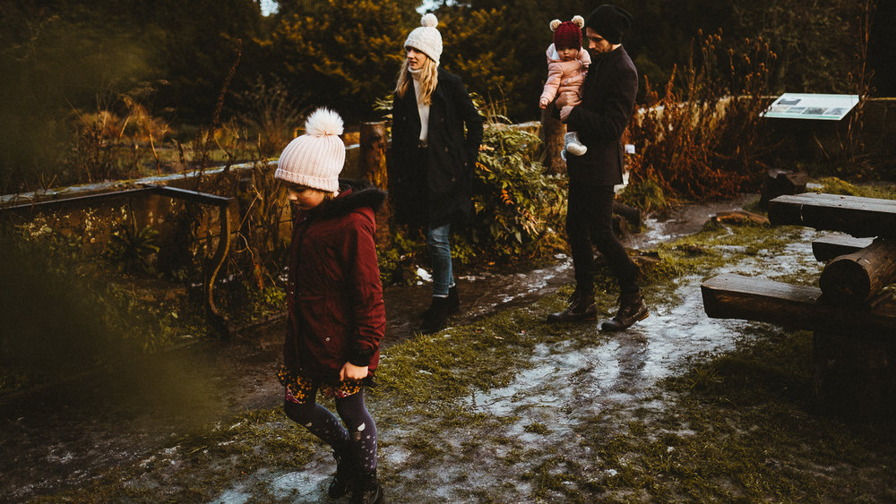 Scotland-Midlothian-Penicuik-Shooting with Monica and Lukasz