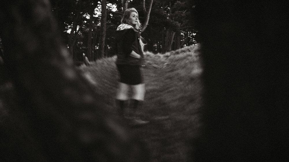 Scotland-Midlothian-Penicuik-Pentlands-Shooting Marlene