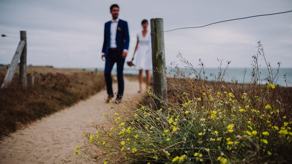 France - Guérande - Wedding Fanchon and Julien