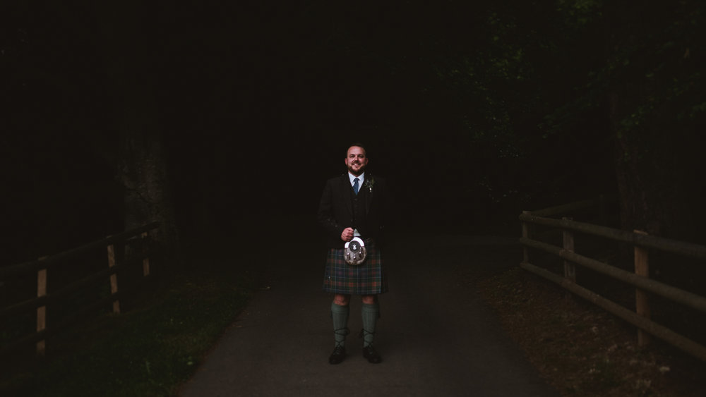 Scotland - Inverness - Ness Castle Lodge - Wedding - R+G