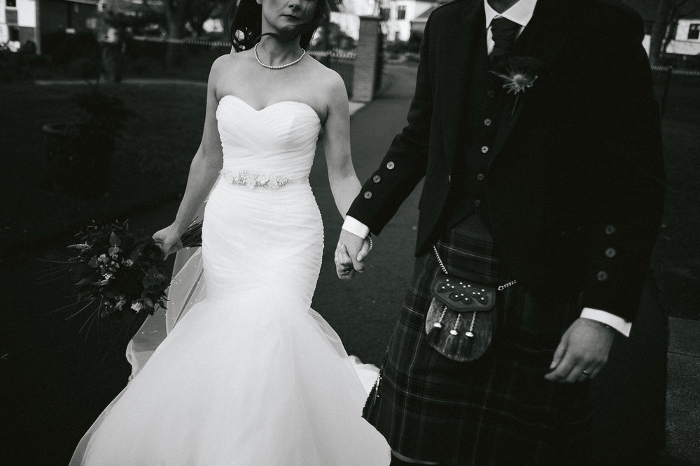 Scotland - Ayr - Wedding G+G