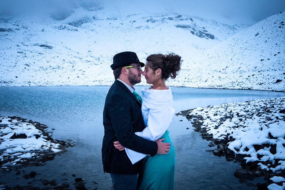 France - Courchevel - Wedding E&T