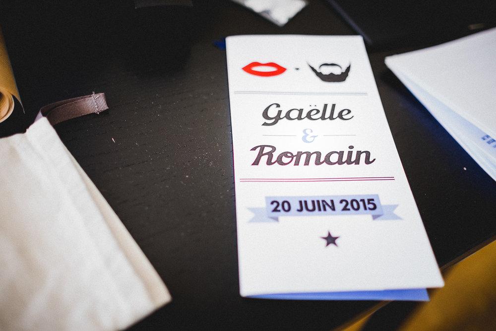 France - Pommier - Wedding G&R