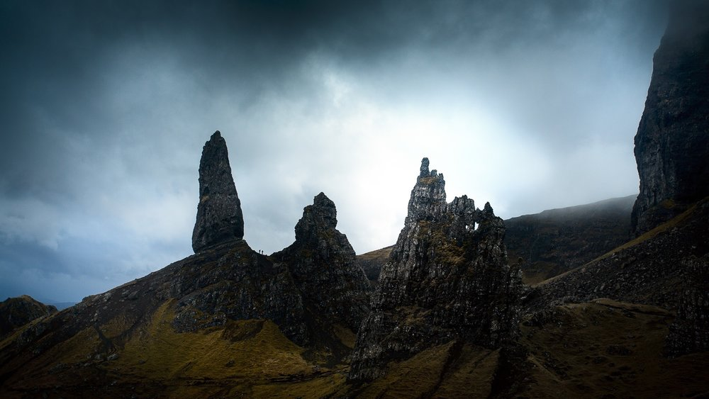 The Old Man of Storr - Isle of Skye - Scotland