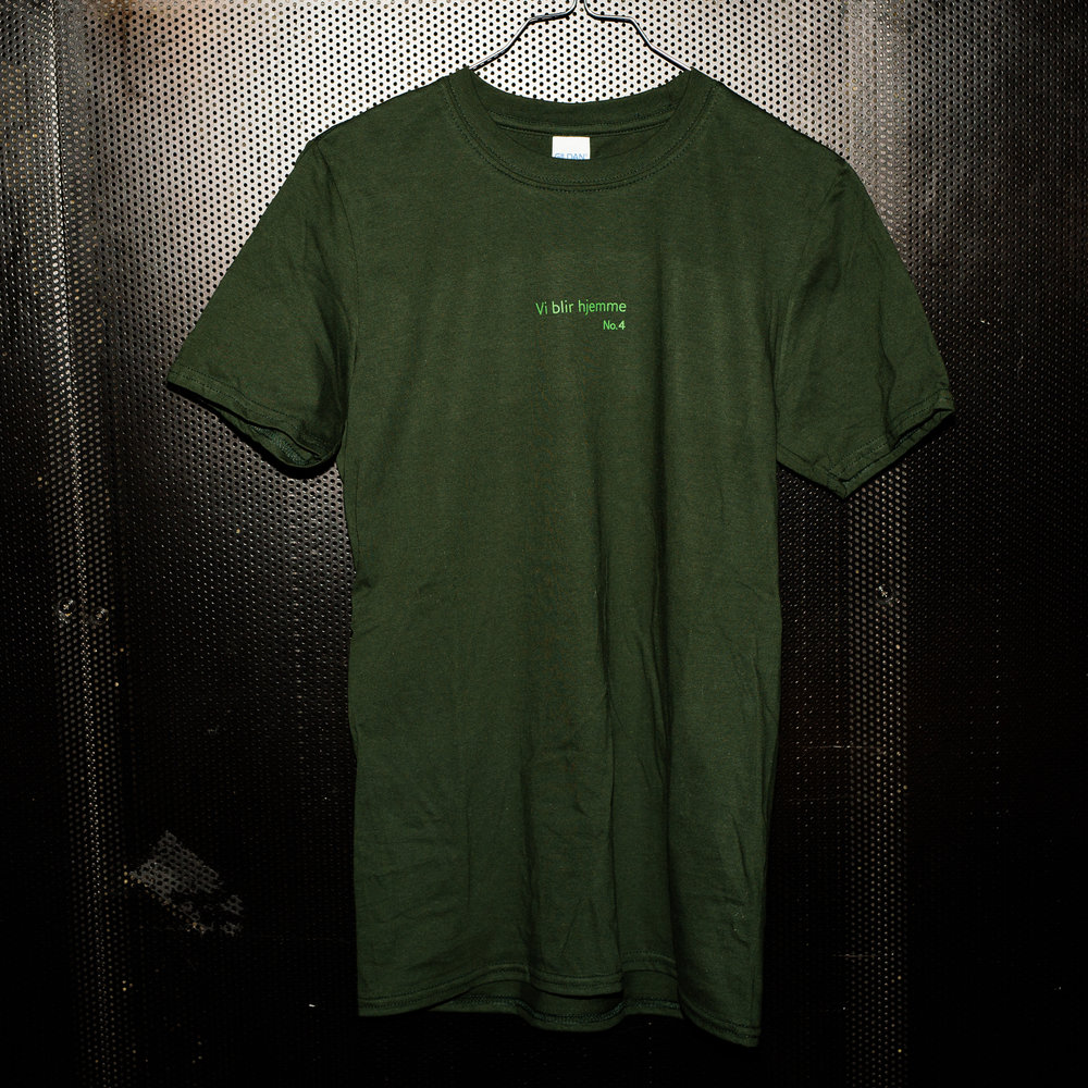 81d8a675 Grønn T-skjorte — No. 4
