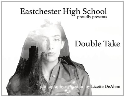 Barnes and Noble Eastchester in conjunction with Eastchester High School cordially invites you to an exhibition of photography by Lizette De Alem.  Opening reception: December 14th, 2017 from 3 - 4pm.