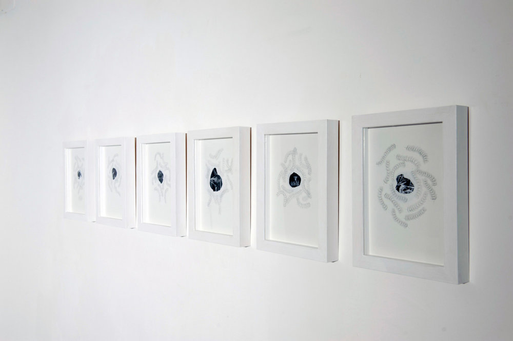 Chiara Dellerba    Visual artist whose work experiments with the potential energy of the human body. Chiara's pieces are often site specific with an interest in the dichotomy between energy/movement and time of reaction/determined space.