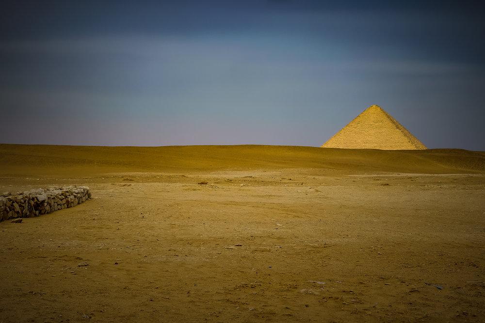 Red Pyramid ~ Saqqara Egypt, 2016