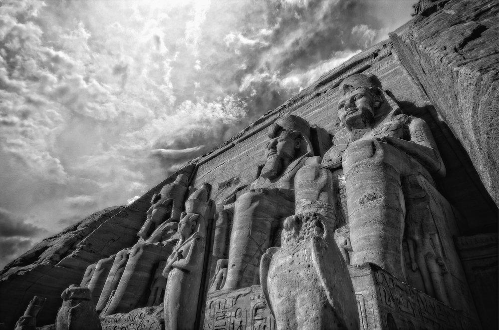 """Abu Simbel Temple ~ Aswan Egypt 2016"