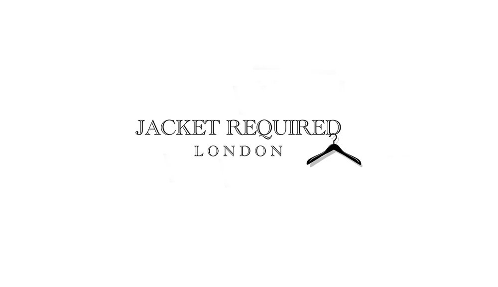 JACKET REQUIRED 23RD & 24TH JANUARY 2019