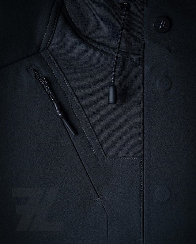 @7lsystem // Layer 5 // Wind Layer //Soft Shell Parker // Schoeller PCM Fabric Technology // Actively Balances Out Temperature Extremes // Personal Comfort Climate with materials which are capable of changing their state of matter within certain temp ranges // High Breathability #7L #7Lsystem #techwear #performancewear #design #outerwear #fashion #fabrics #technicalfabrics @technicaldesign #jacket #parkerjacket @schoeller_wolle @hypebeast @gqstyle