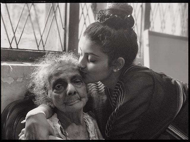 She's getting better ❤️#grandma #mylife