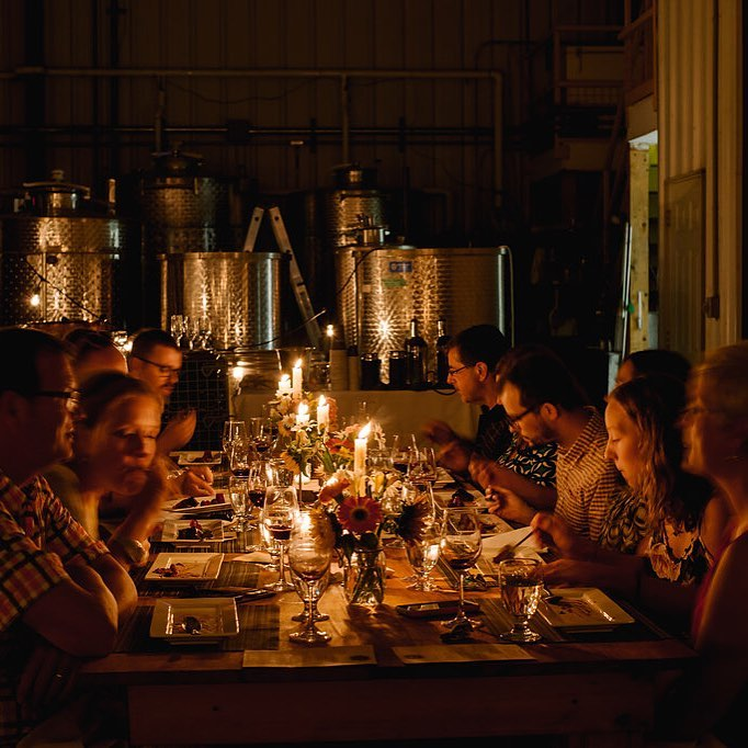 Dinner in Winery.jpg