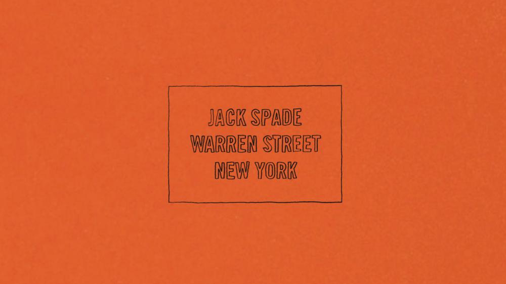 Jack Spade — Brand Manual