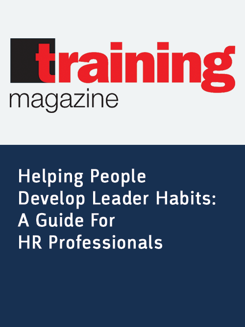 training magazine