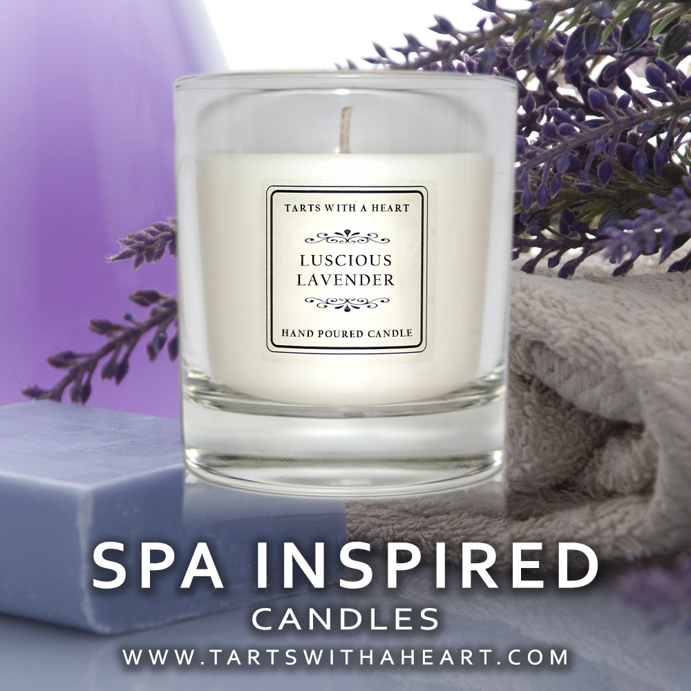 Spa Inspired Candles -