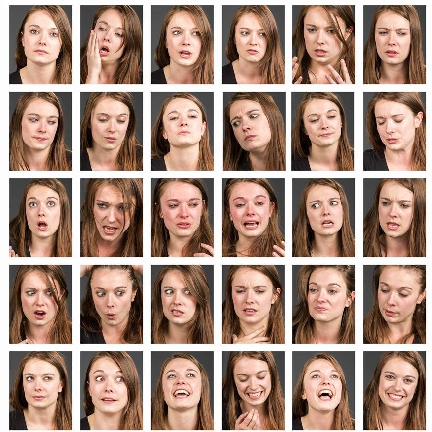 """Emotions Project""  by Jeremy White"