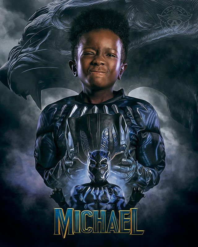 Mikey rocked his photo session!  We would love to pass along some messages from you showing your support!  Please spread the word and show him how much you love his photo!  #kidswithcancer #somanyangels #superheroes #superhero #cancer #sma #profoto #marveluniverse #comiccon #pittsburgh #pitt #marvel #cosplay #cosplayer #cosplayers #marvelstudios #wakanda #endgame #tchalla #chadwickboseman #marvelcinematicuniverse #stanlee #instablackpanther #WakandaForever #BlackPanther #BlackPantherFanArt #blackpanthercosplay #blackpanthermovie #blackpanthercomic #endgame @chadwickboseman @lupitanyongo @michaelbjordan @danaigurira @letitiawright