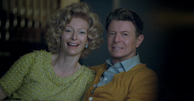 "David Bowie ""The Stars Are Out Tonight""  Directed by Floria Sigismondi"